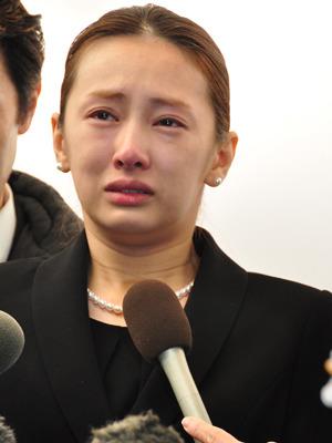 北川景子,森田監督告別式