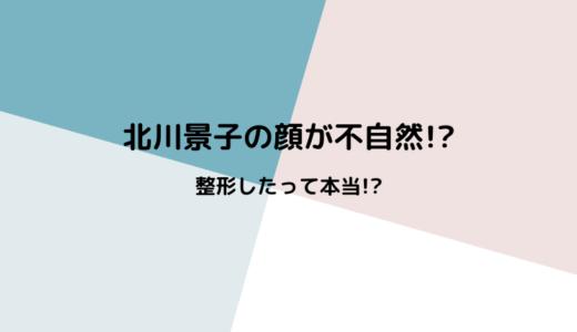 【整形した?】北川景子の顔変わったのが不自然という噂を検証!