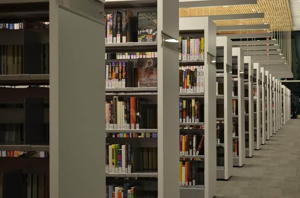 学校,図書館