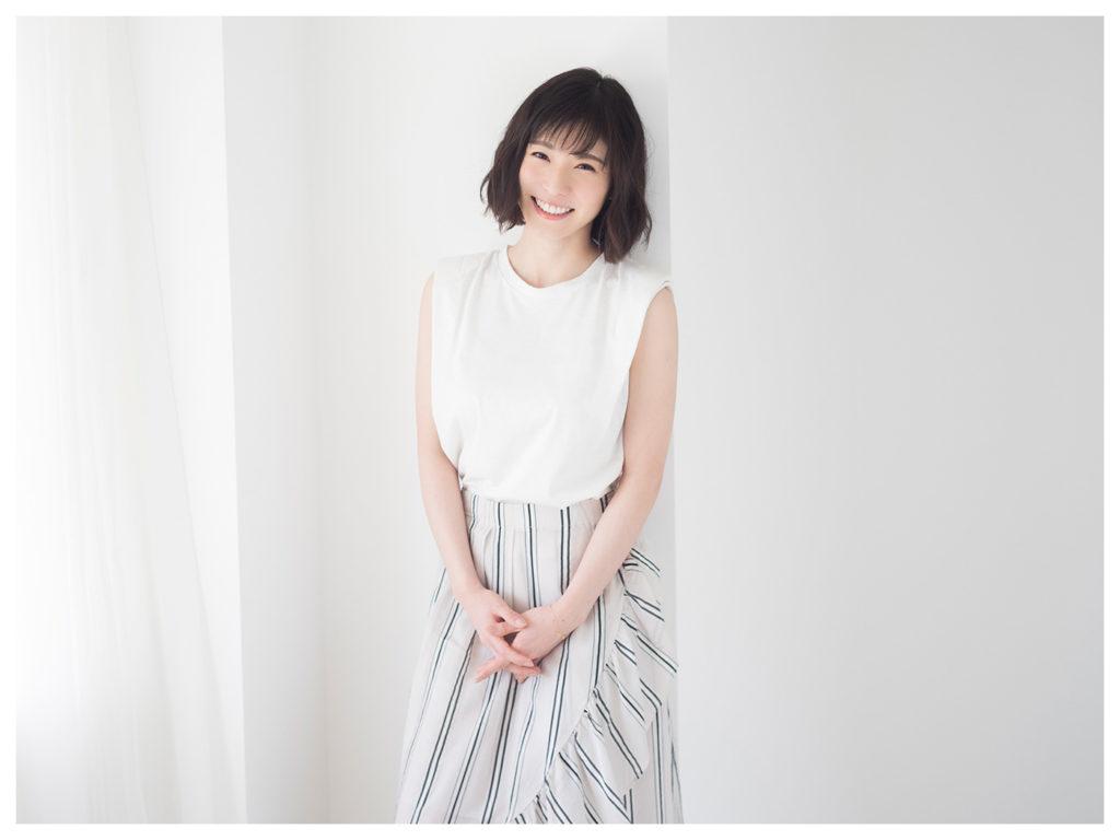 松岡茉優,笑顔