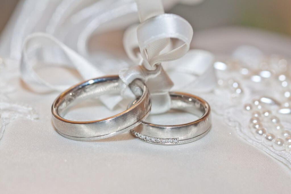 結婚式,結婚指輪