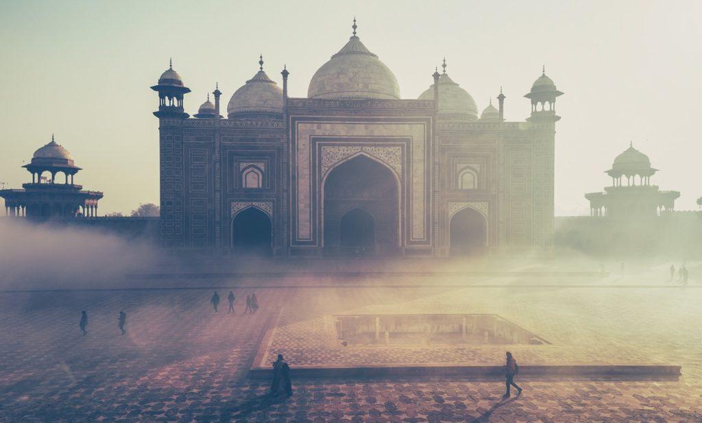 タージ・マハル,インド