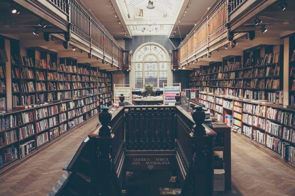 大学,図書館