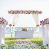 結婚式,式場