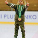 サーシャ,金メダル