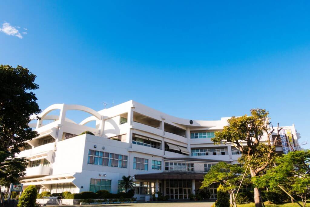 学校,校舎