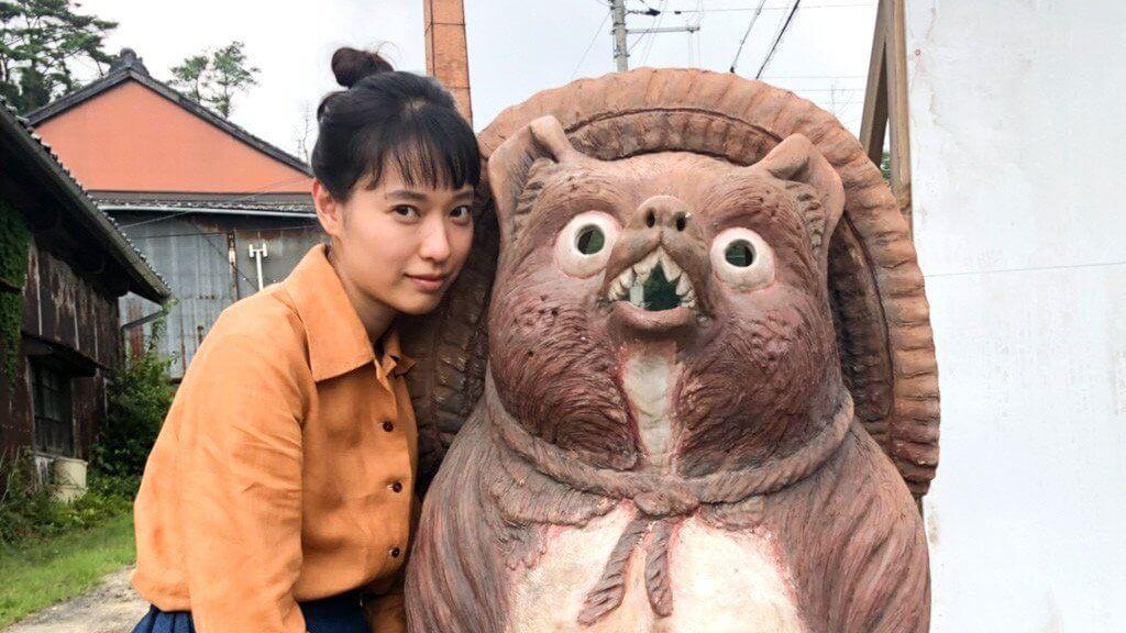 戸田恵梨香,スカーレット