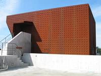 菅野美術館(塩竈)の建築がすごい!シャボン玉のような空間が神秘的!