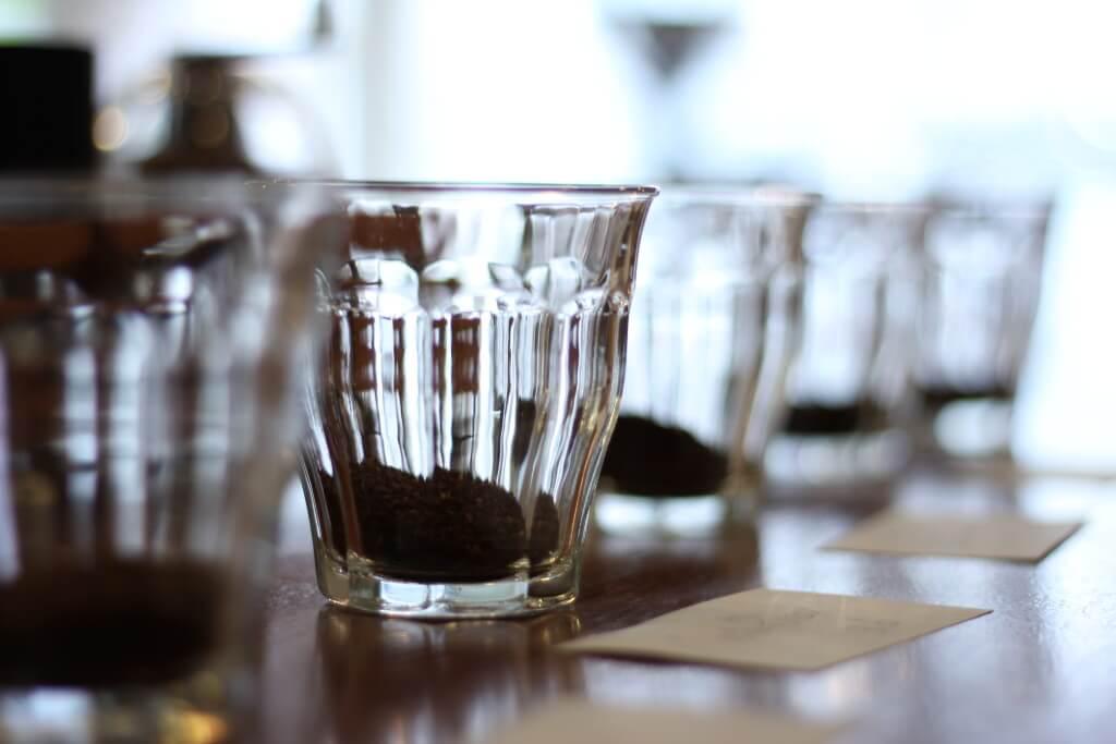 カフェフジヌマ,コーヒー豆