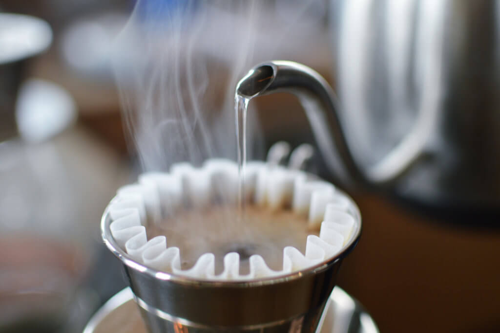 オブロスコーヒーのコーヒー
