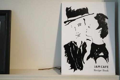 JAMCAFEのレシピブック