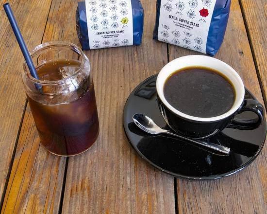 センダイコーヒースタンドのコーヒー