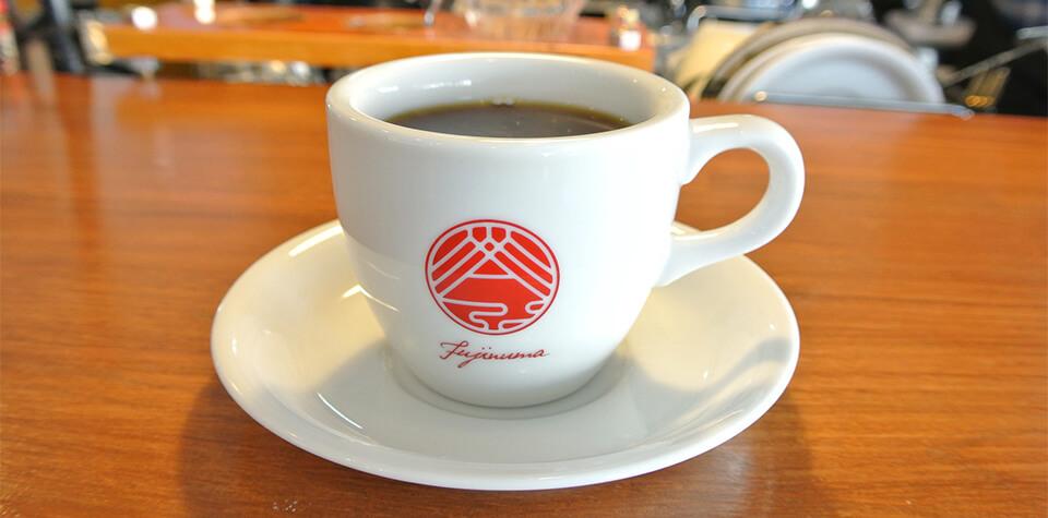 カフェフジヌマ,コーヒー