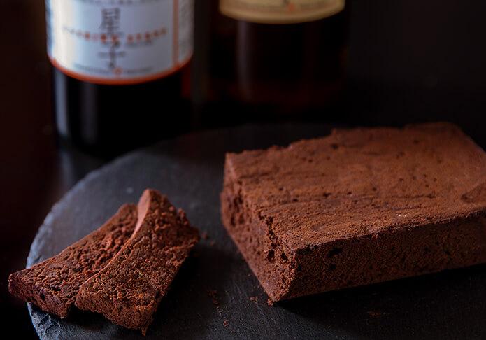 チョコレートな関係のガトーショコラ