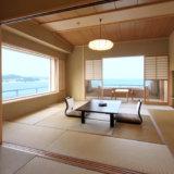 南三陸ホテル観洋の客室